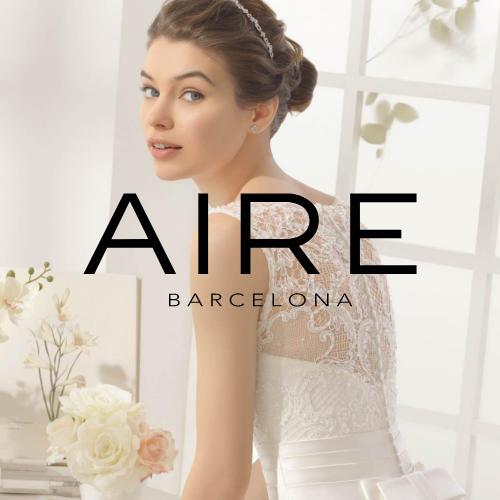 Aire esküvői ruha kollekció