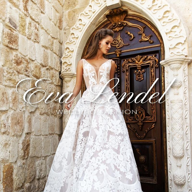 Eva Lendel esküvői ruha kollekció