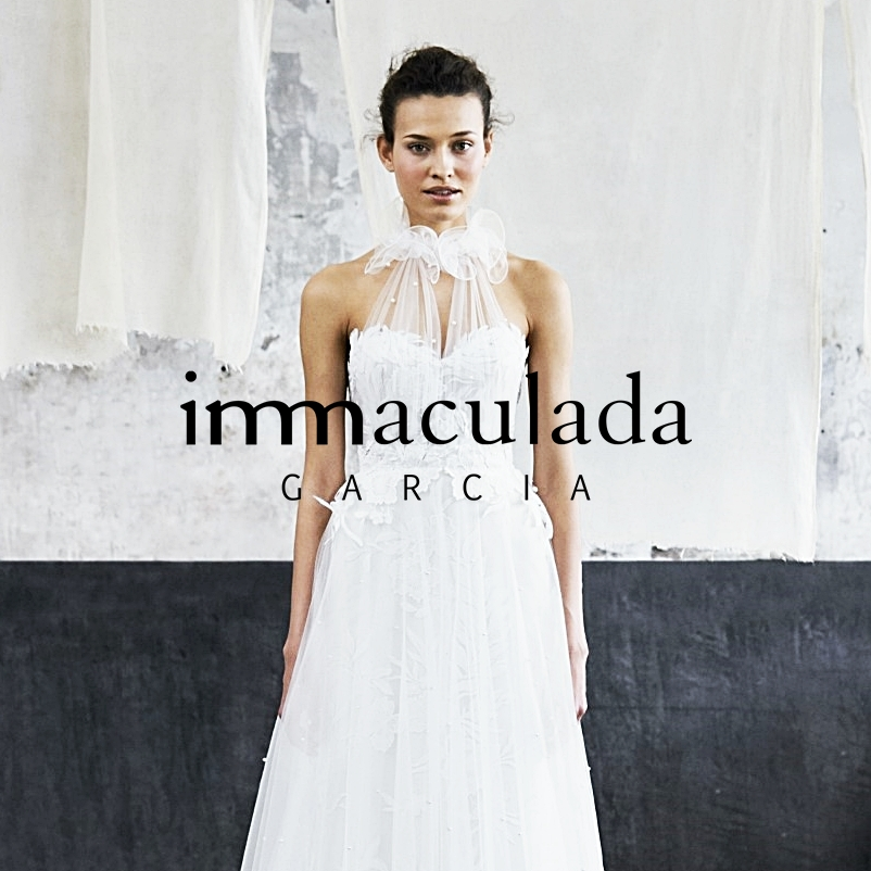 Inmaculada Garcia esküvői ruha kollekció