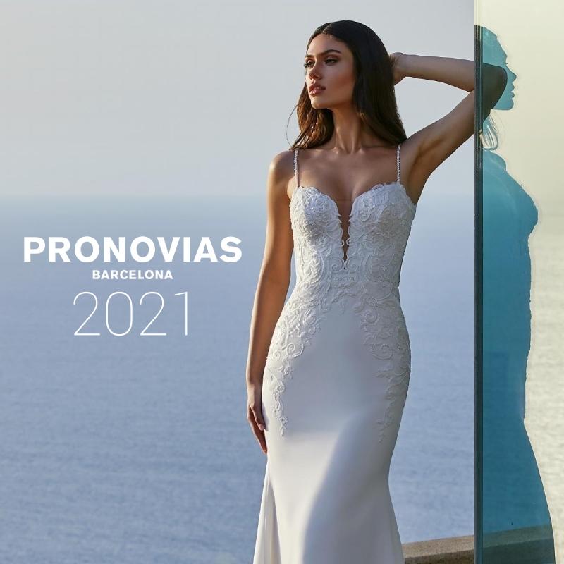 Pronovias 2021 esküvői ruha kollekció