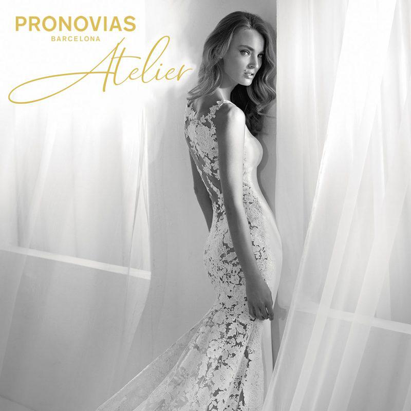 Pronovias Atelier esküvői ruha kollekció
