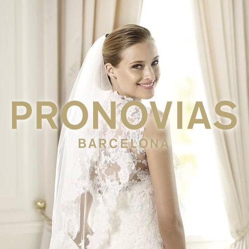 Pronovias esküvői ruha kollekció