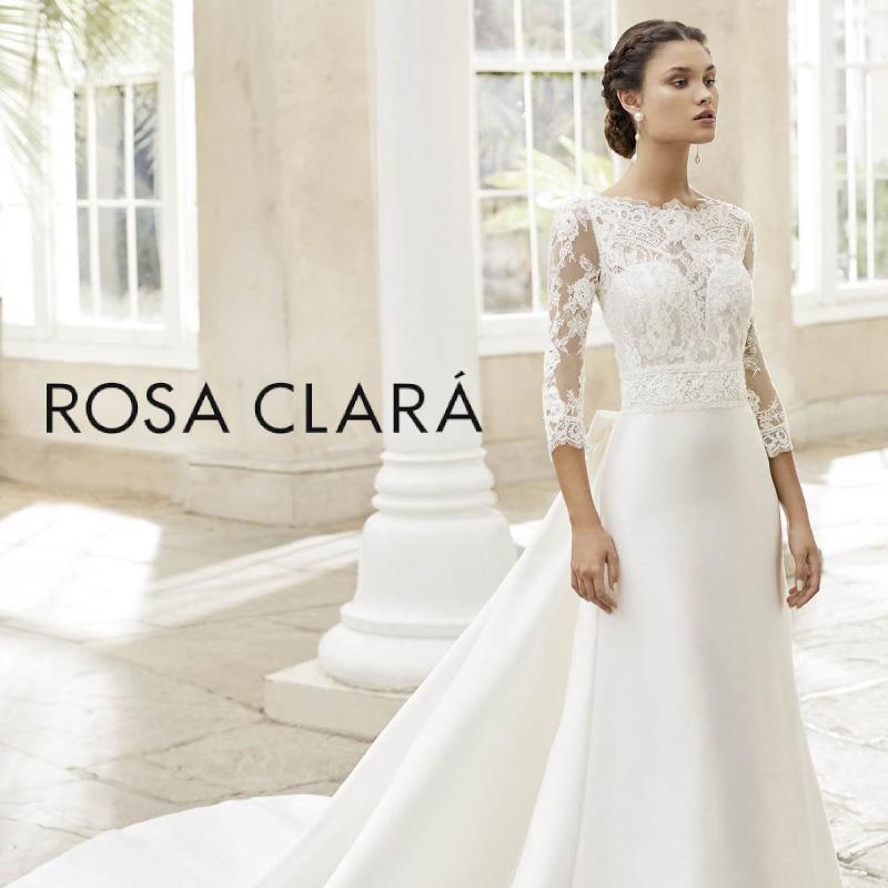 Rosa Clará esküvői ruha kollekció