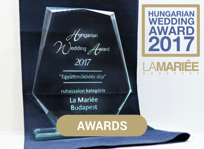 Hungarian Wedding Award 2017