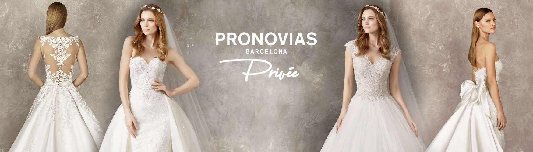 Pronovias Privée 2019