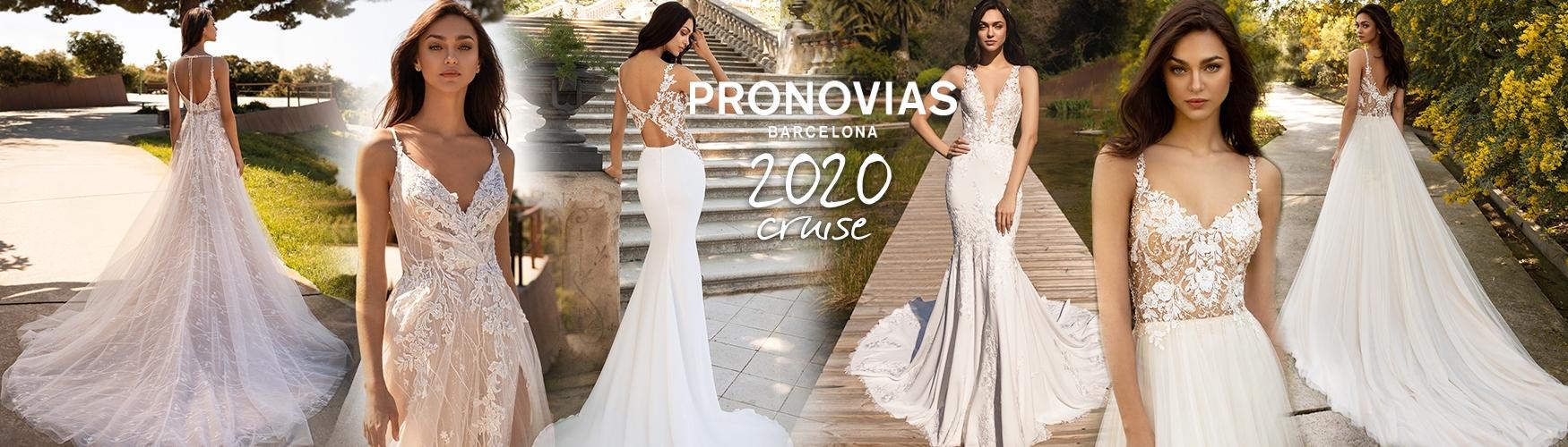Pronovias Cruise 2020