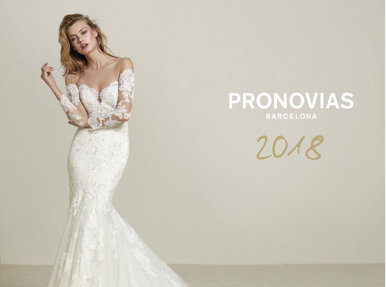 Dracma Pronovias 2018