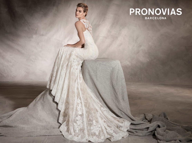 Aura Pronovias 2018
