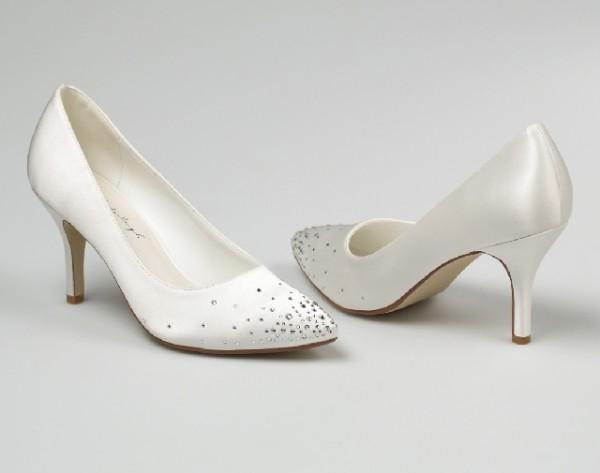 Gemma - Esküvői Cipő