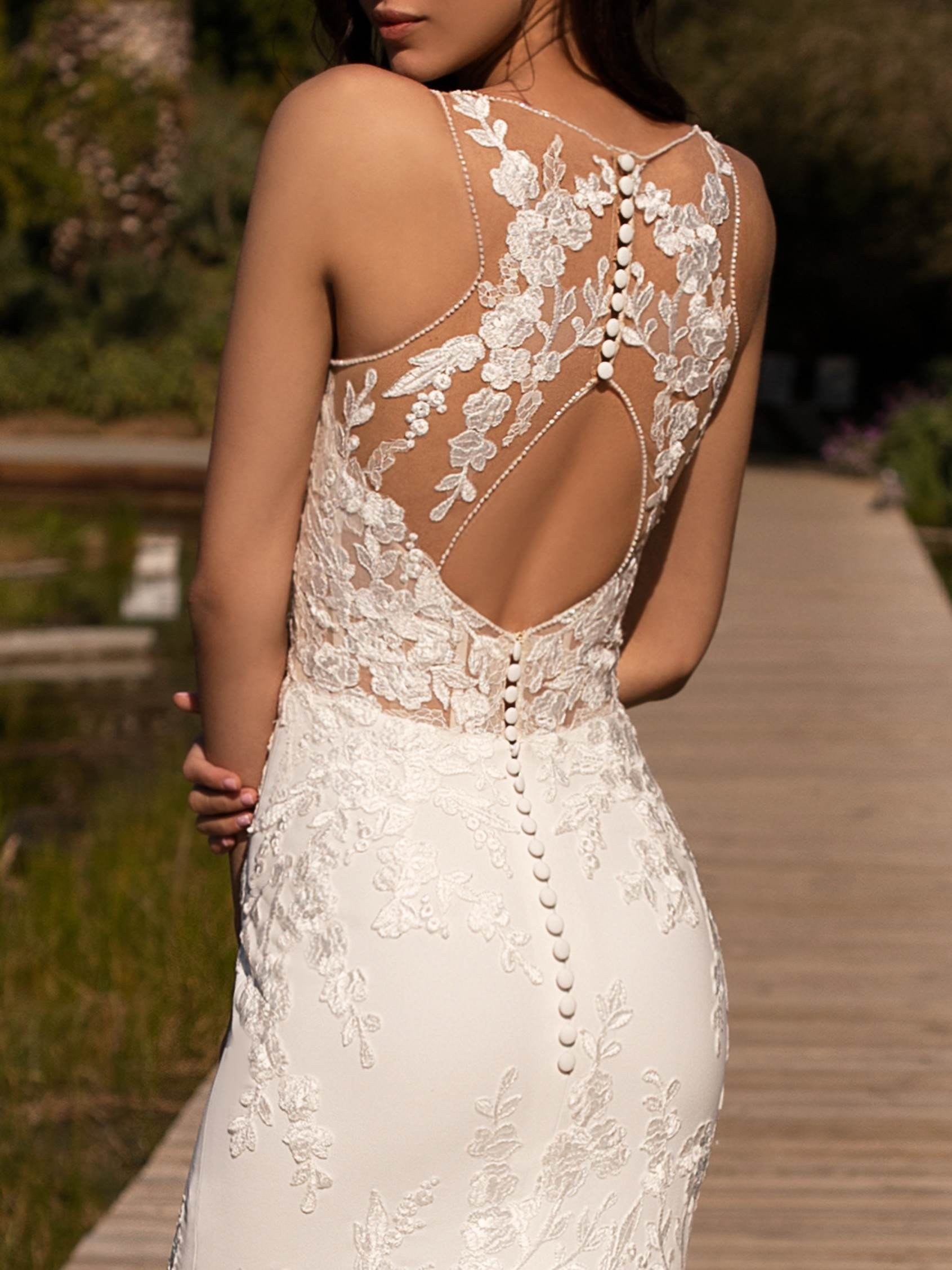 Pronovias 2021 esküvői ruha: Alcyone