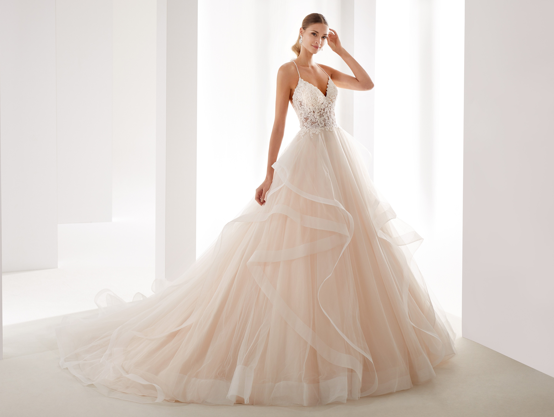 AUAB19981 menyasszonyi ruha - NICOLE SPOSE Milano kollekció