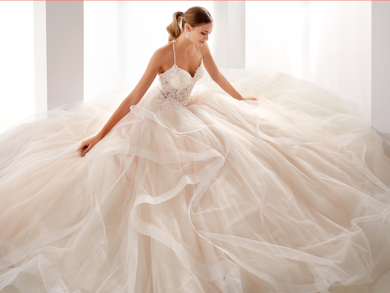 NICOLE SPOSE Milano kollekció menyasszonyi ruha: AUAB19981