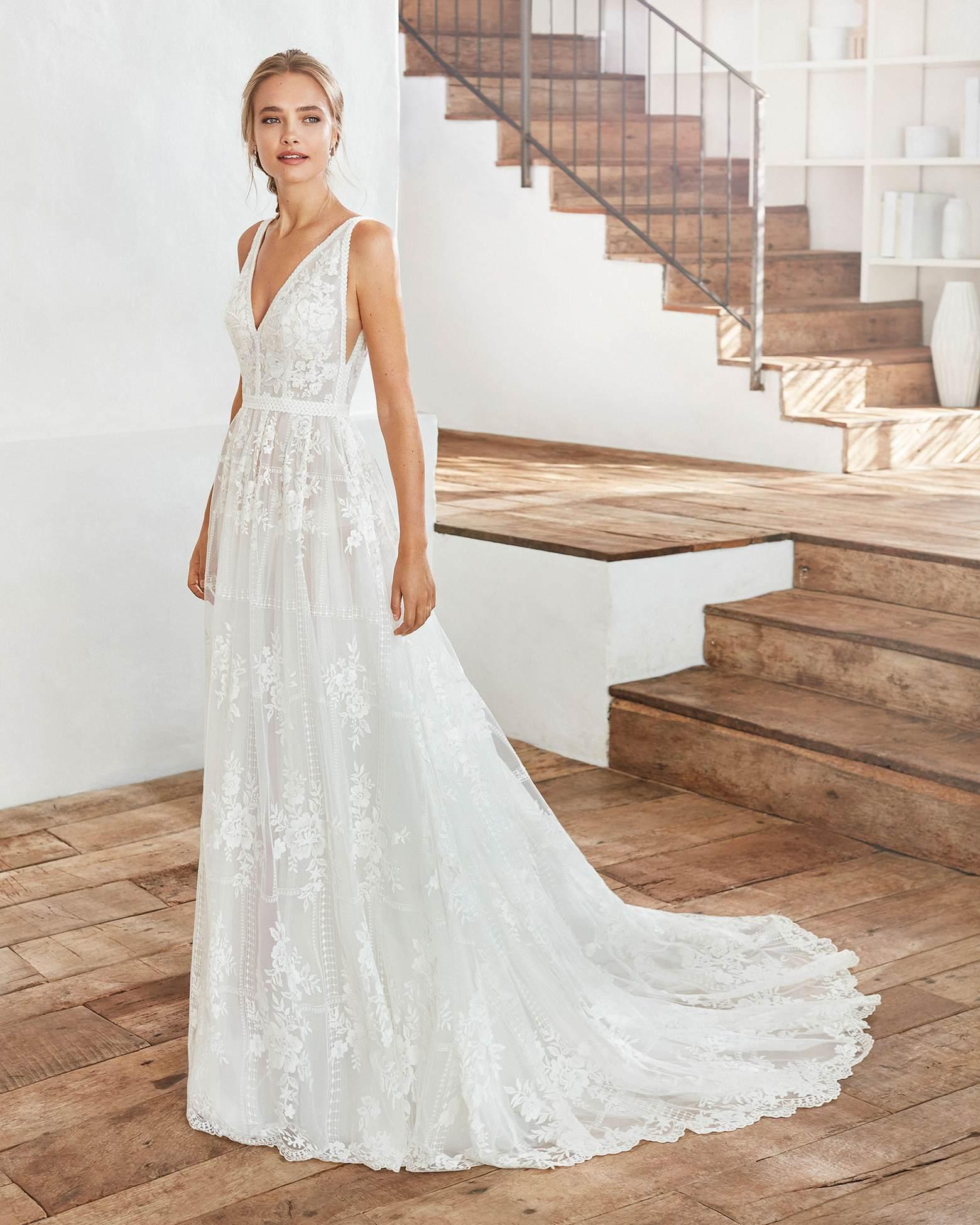 Camilia menyasszonyi ruha - Rosa Clará 2021