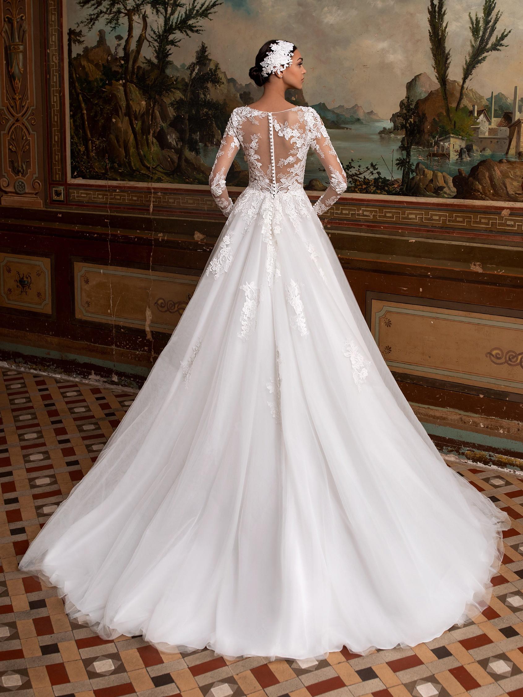 Circinus esküvői ruha - Pronovias 2021