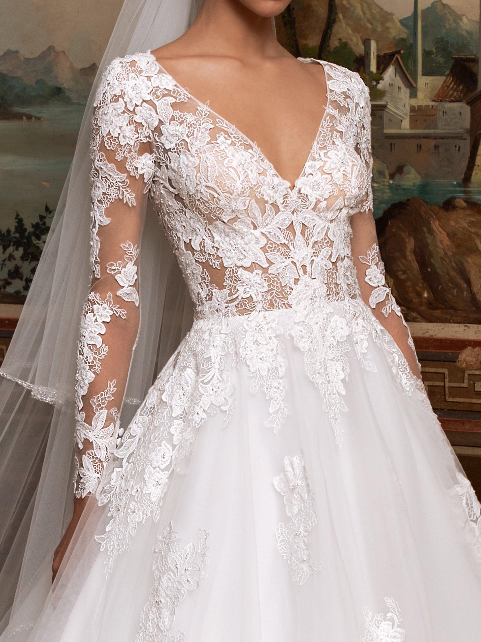 Pronovias 2021 menyasszonyi ruha: Circinus