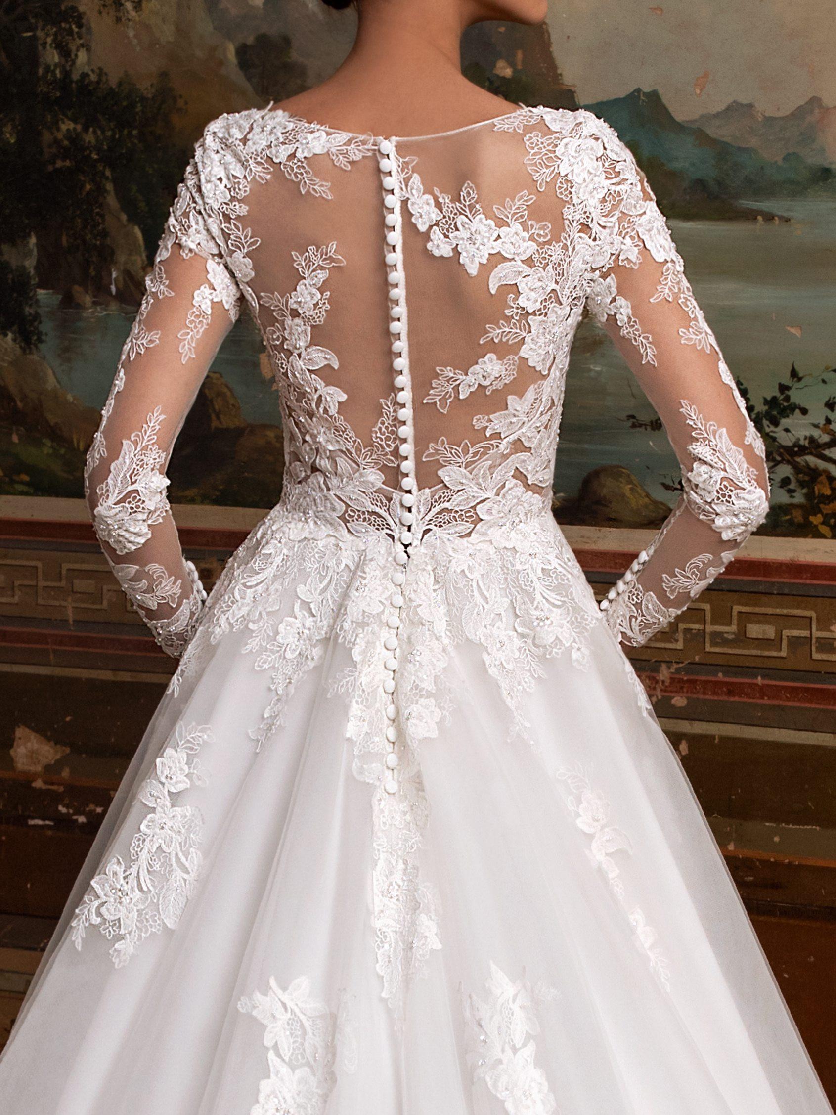 Pronovias 2021 esküvői ruha: Circinus