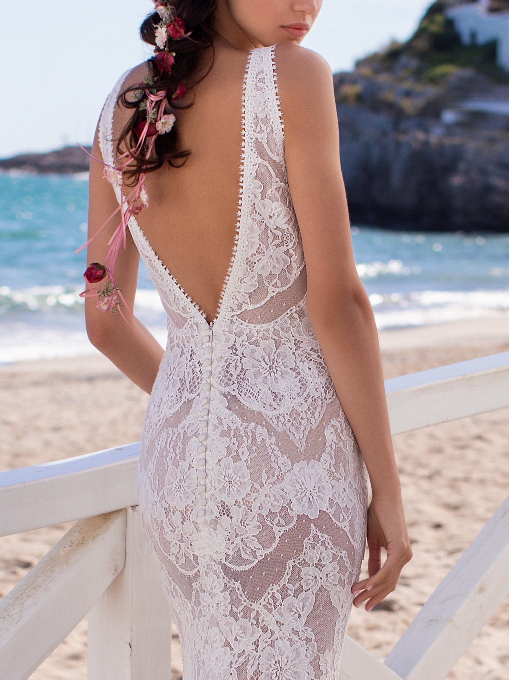 Pronovias 2021 esküvői ruha: Eris