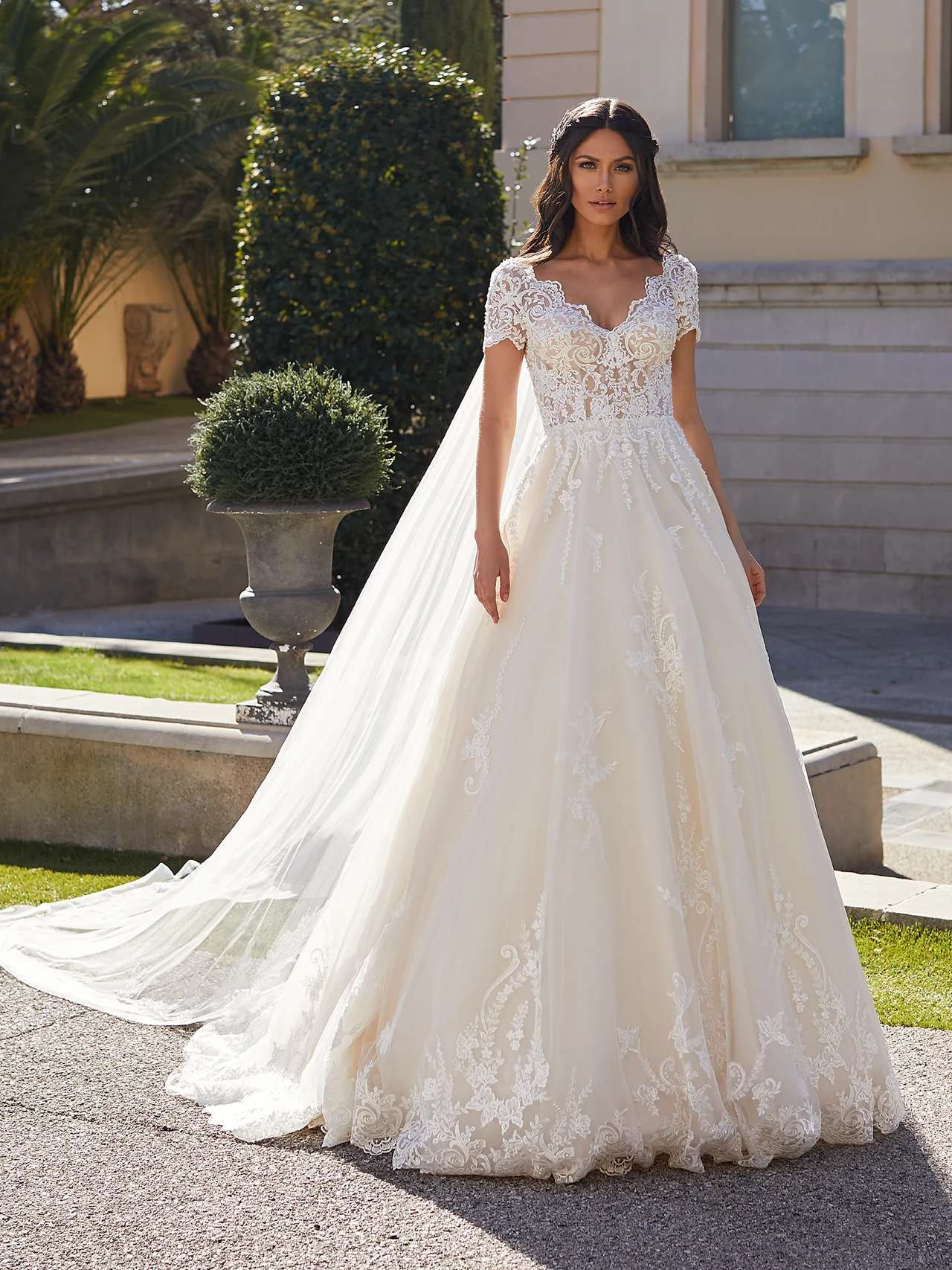 Giselle menyasszonyi ruha - Pronovias 2021