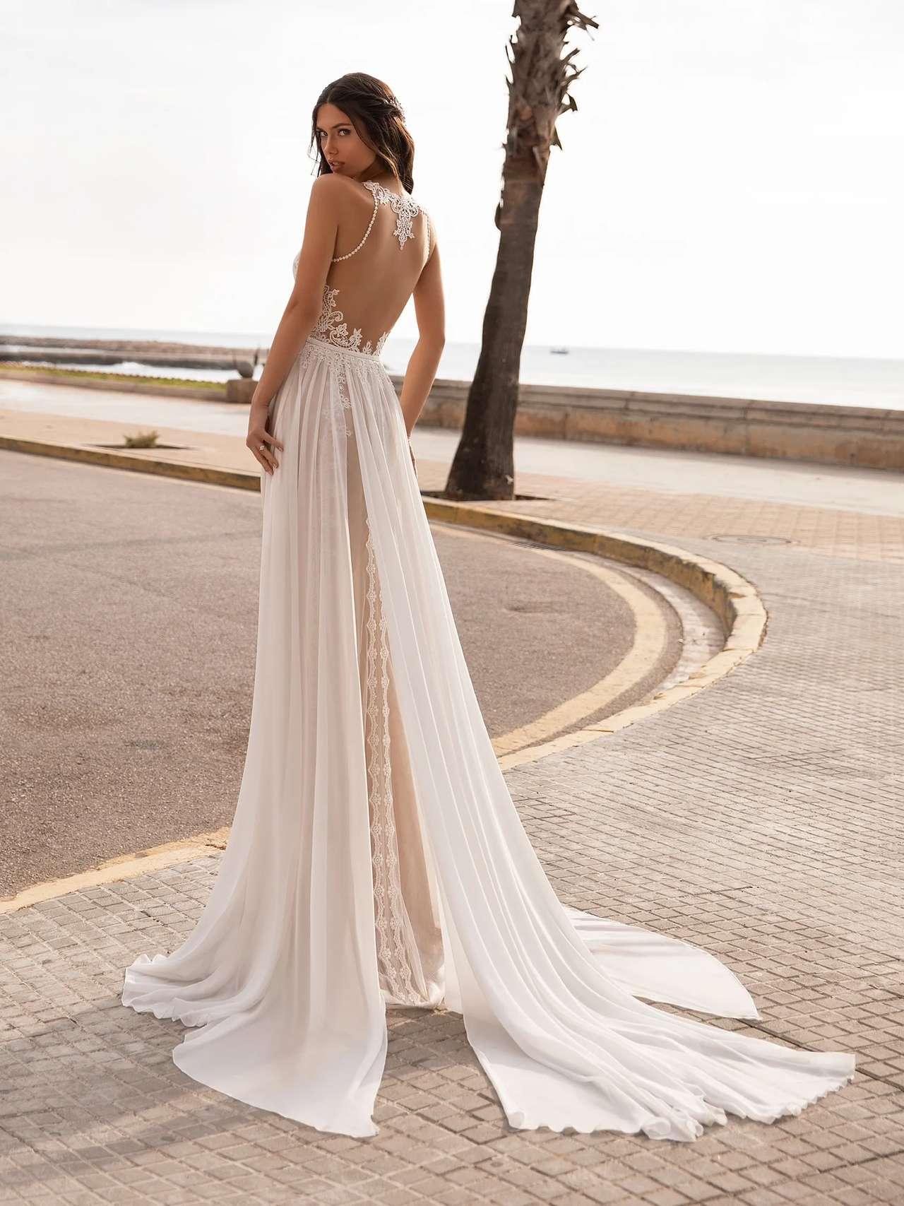 Pronovias 2021 menyasszonyi ruha: Granville