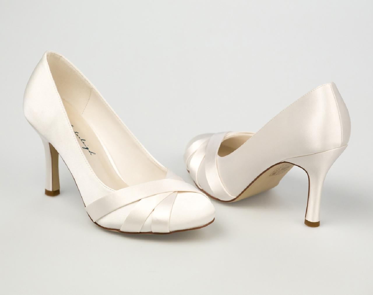 Greta menyasszonyi ruha - Esküvői Cipő