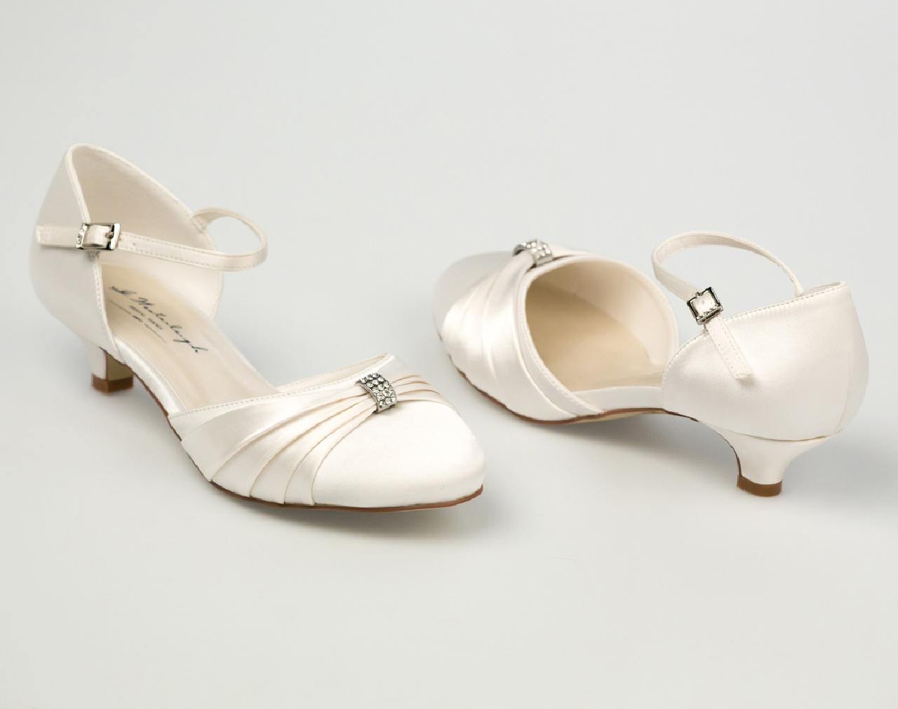 Heidi menyasszonyi ruha - Esküvői Cipő