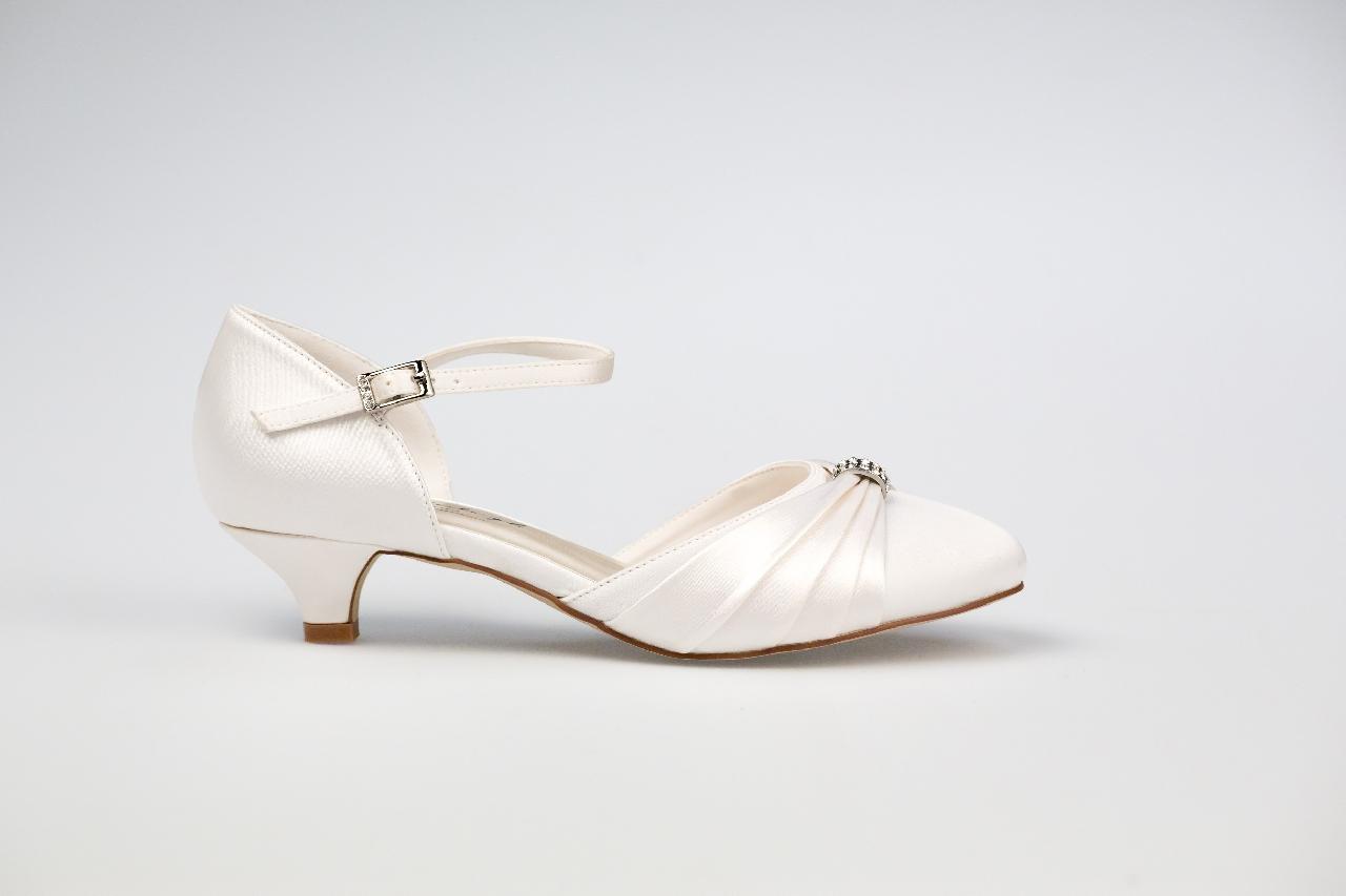 Heidi esküvői ruha - Esküvői Cipő