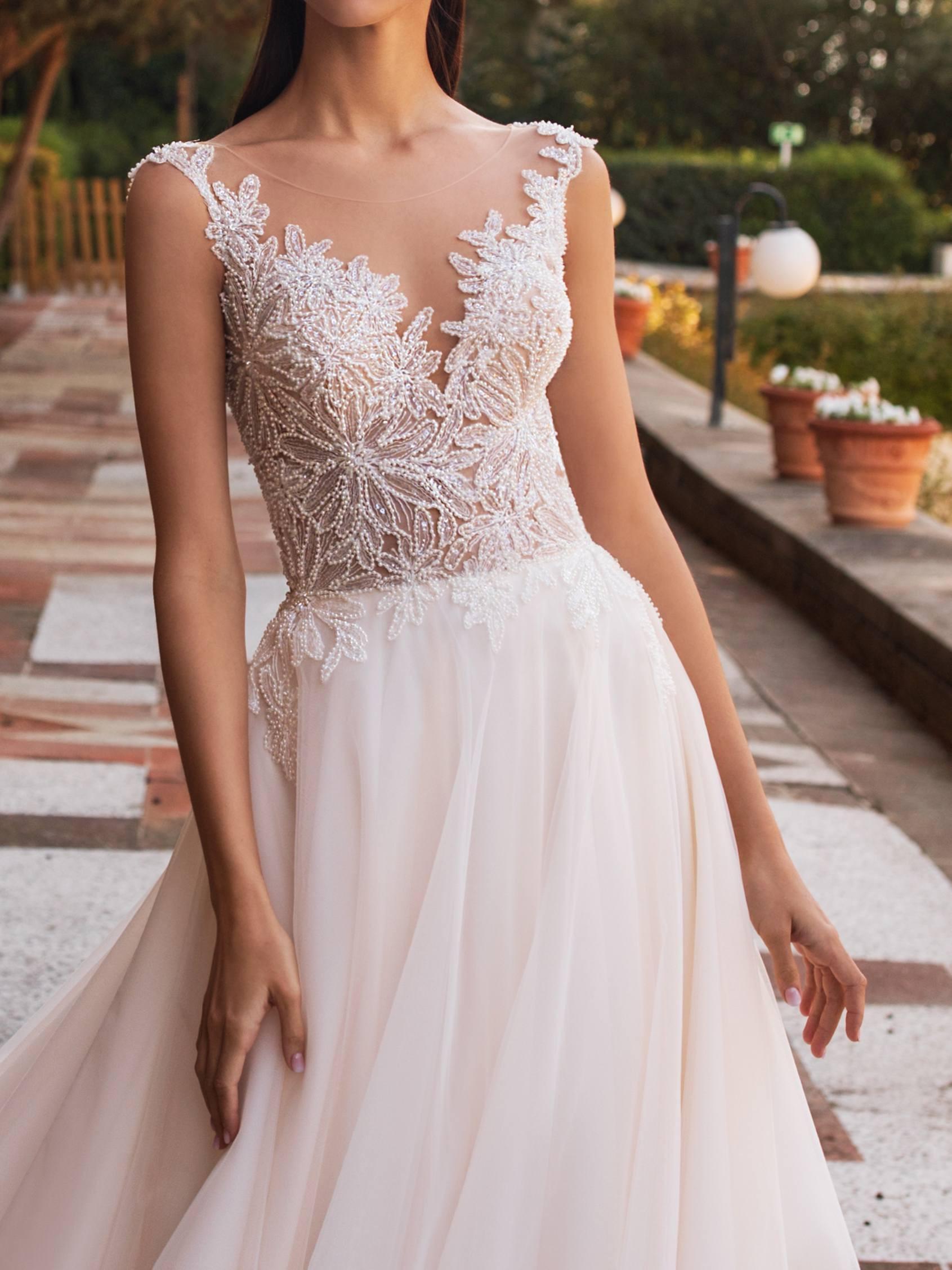 Pronovias 2021 esküvői ruha: Io