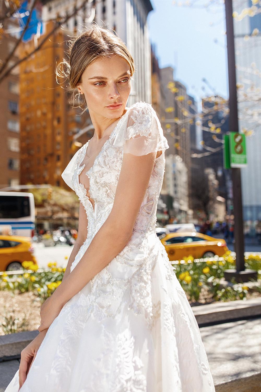 Eva Lendel menyasszonyi ruha: Jasmin
