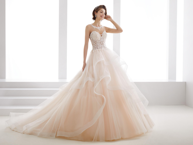 JOAB19484 menyasszonyi ruha - NICOLE SPOSE Milano kollekció