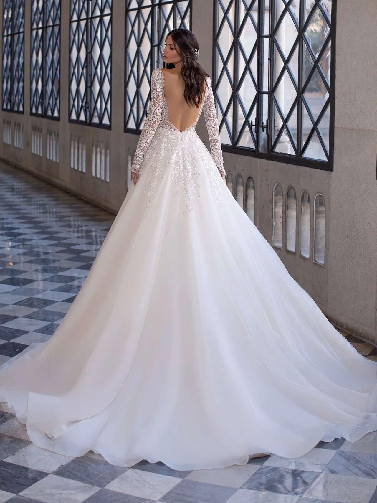 Pronovias 2021 menyasszonyi ruha: Landis