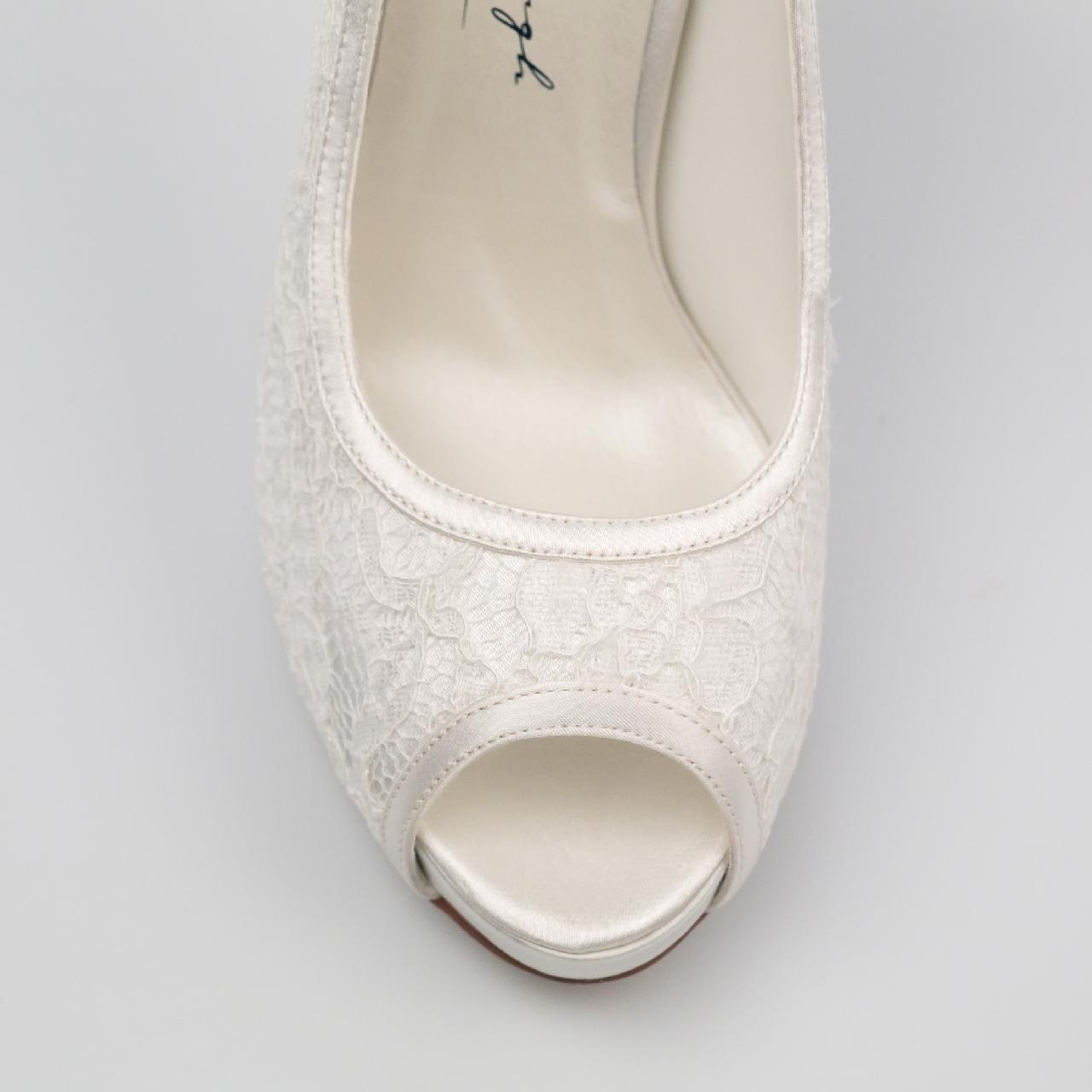 Esküvői Cipő menyasszonyi ruha: Leila