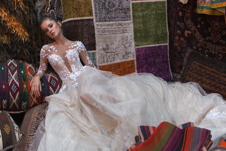 Eva Lendel menyasszonyi ruha: Medison