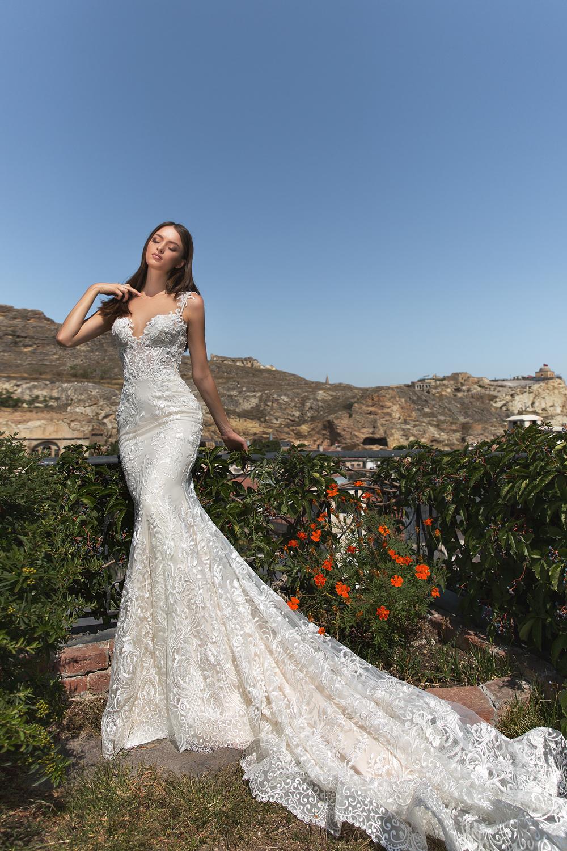 Megan menyasszonyi ruha - Eva Lendel