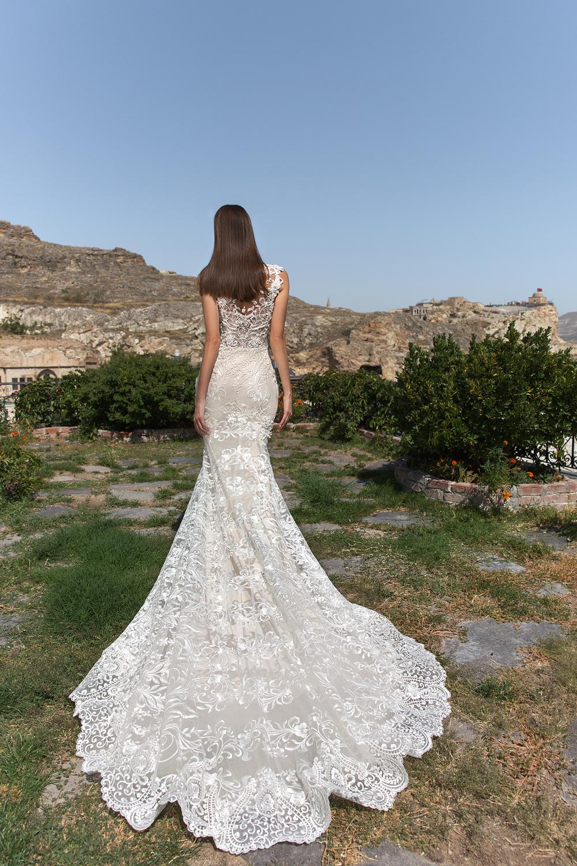 Megan esküvői ruha - Eva Lendel
