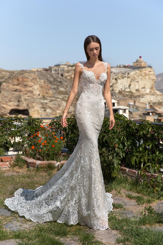 Eva Lendel menyasszonyi ruha: Megan