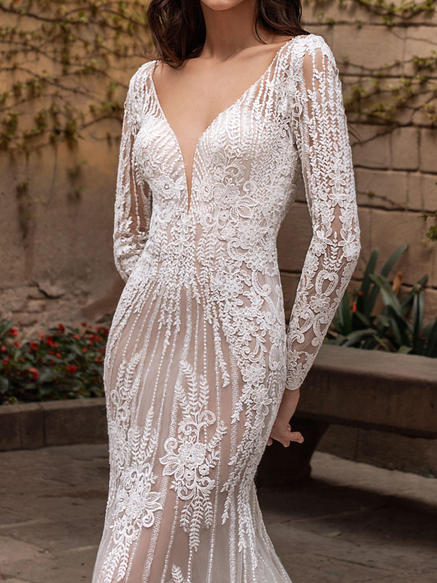 Pronovias 2021 menyasszonyi ruha: Methone