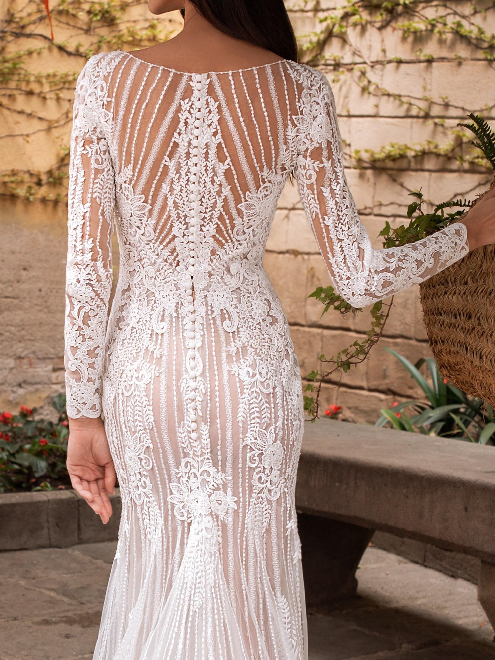 Pronovias 2021 esküvői ruha: Methone