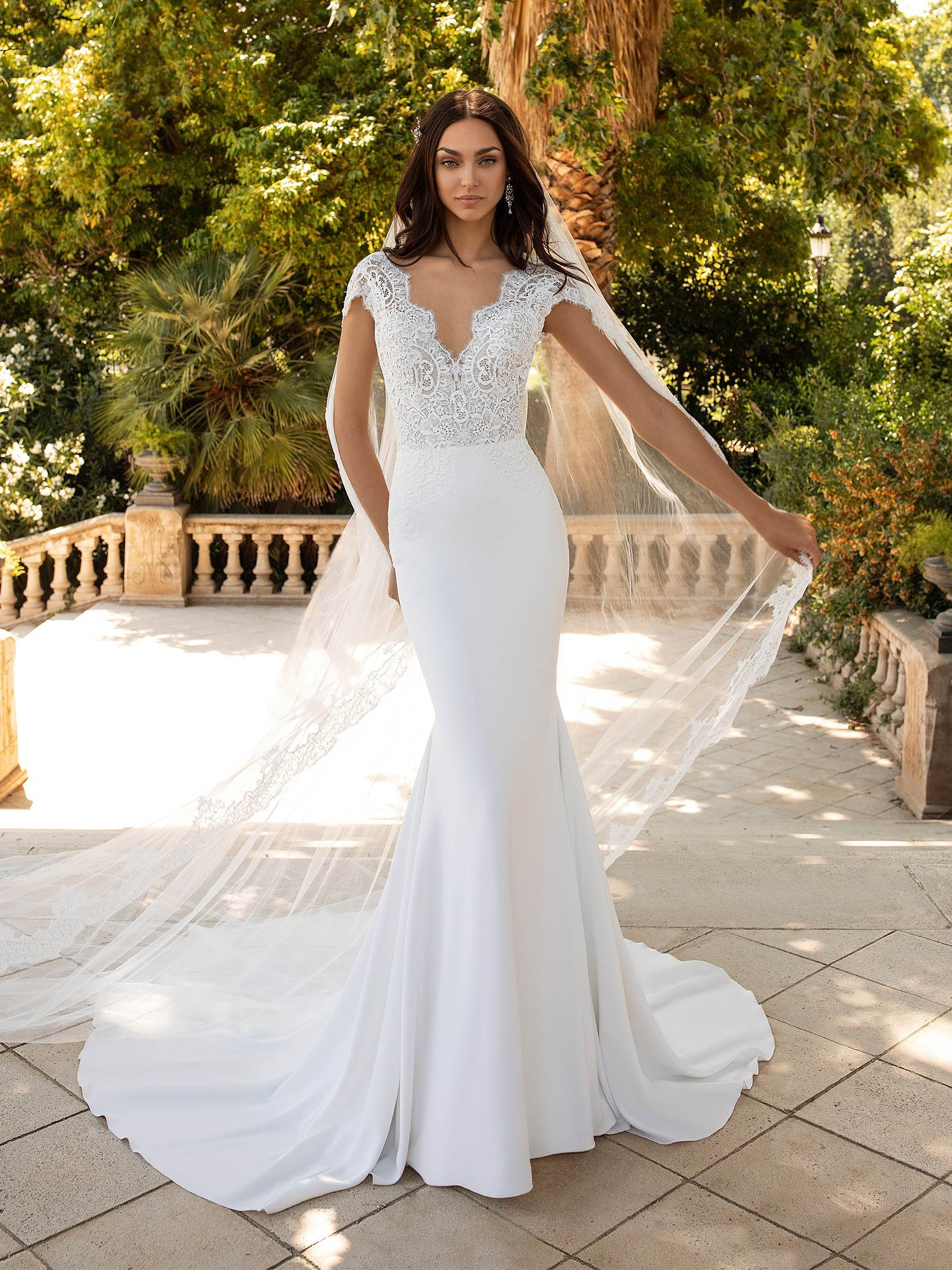 Milady menyasszonyi ruha - Pronovias 2021