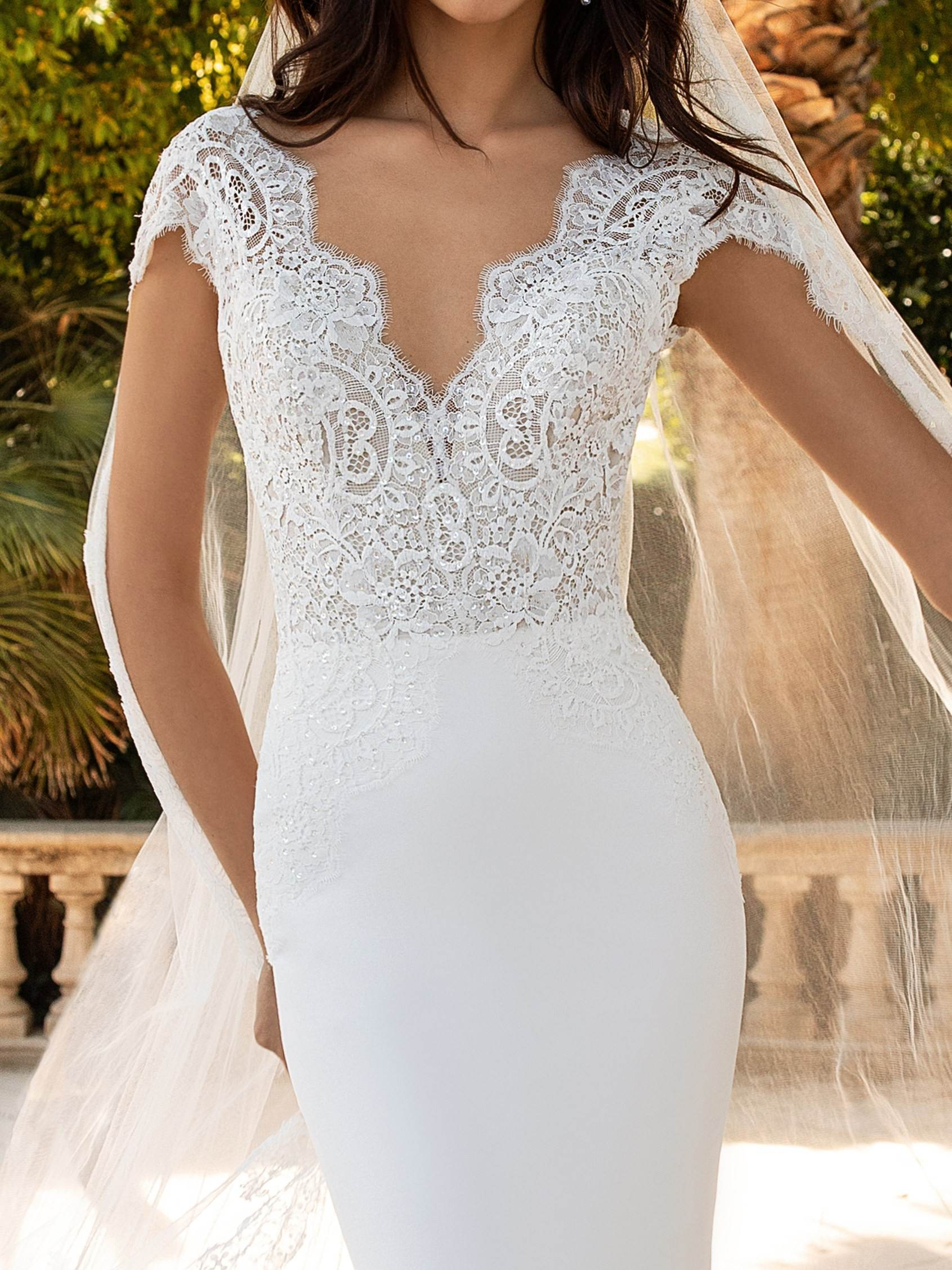 Pronovias 2021 menyasszonyi ruha: Milady