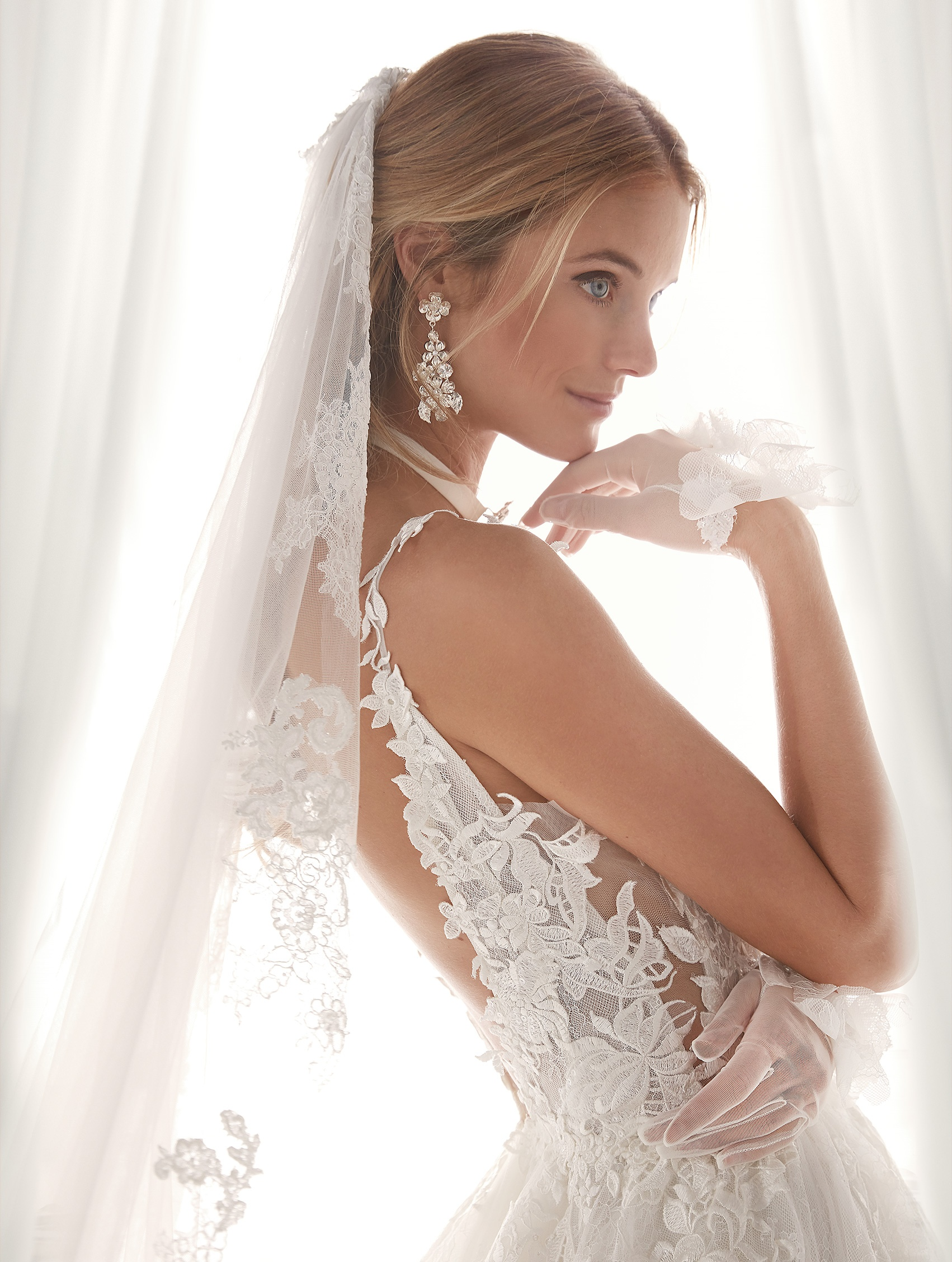 NICOLE SPOSE Milano kollekció menyasszonyi ruha: NIAB19147