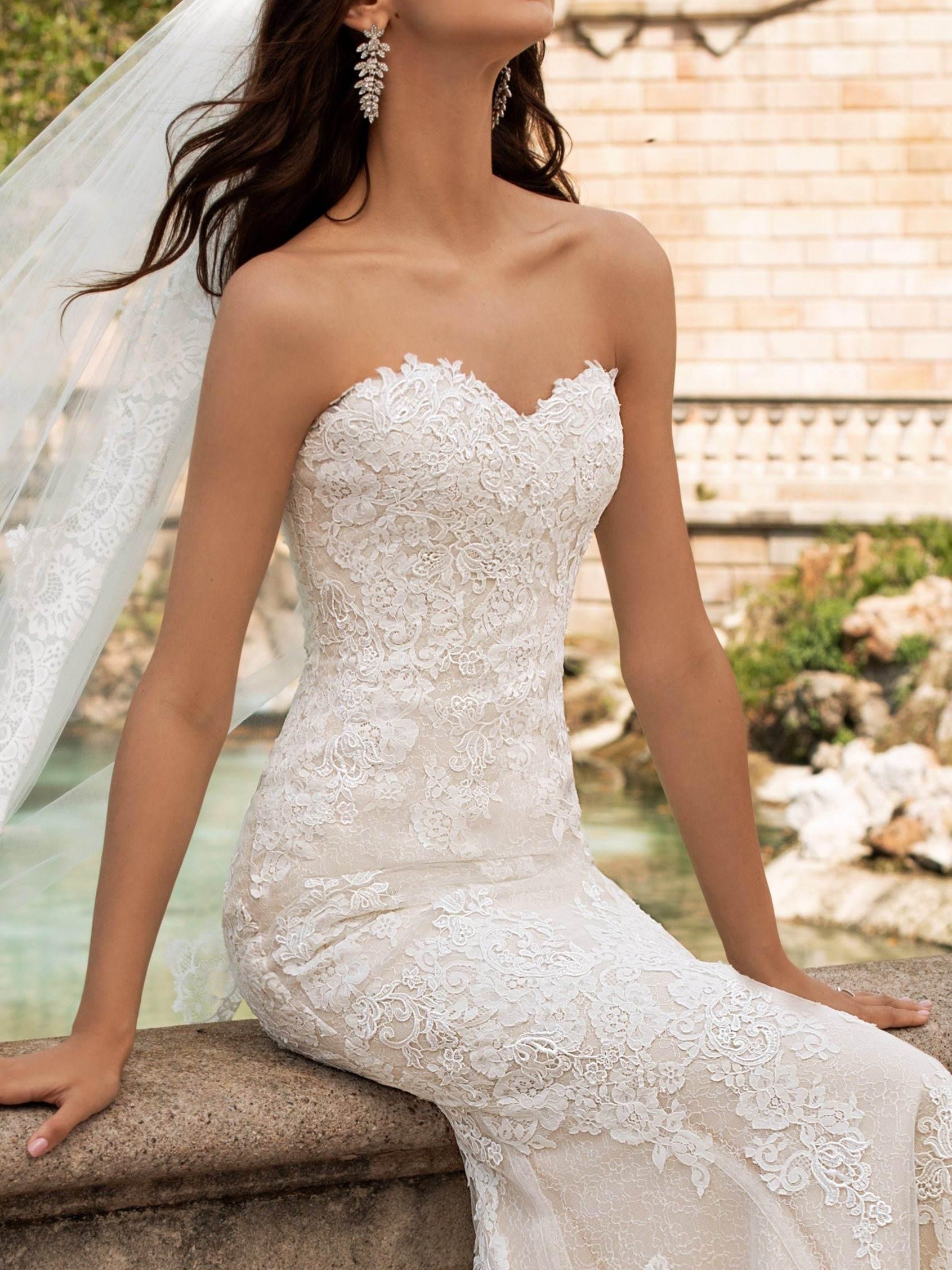 Pronovias 2021 menyasszonyi ruha: Princia