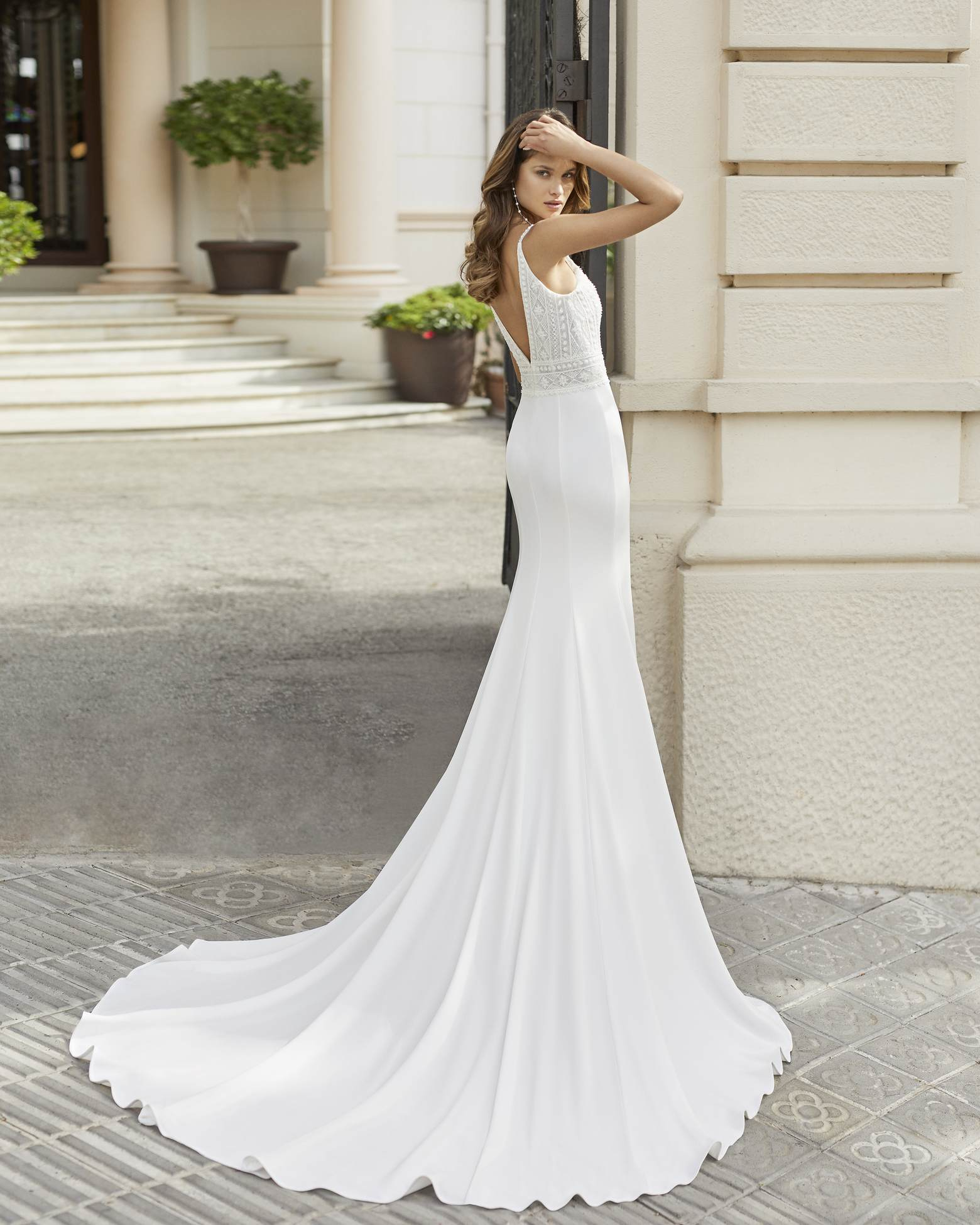Tango esküvői ruha - Rosa Clará 2021