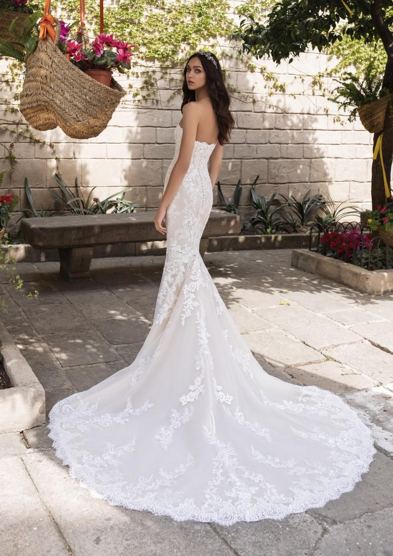 Esküvői ruha bérlés, vásárlás – Pronovias 2021-es kollekció: Aegir eskövői ruha