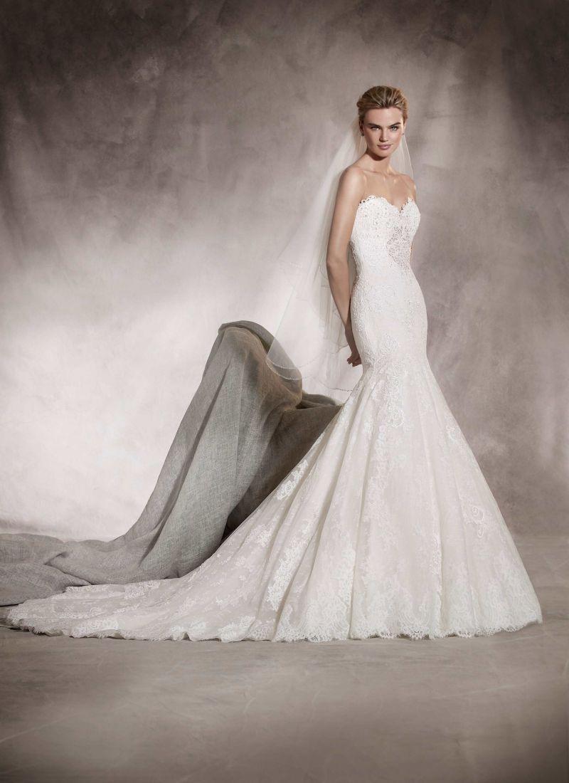 eb47ee6b46 ... Pronovias előfoglalás - La Mariée esküvői ruhaszalon: Alaska eskövői  ruha