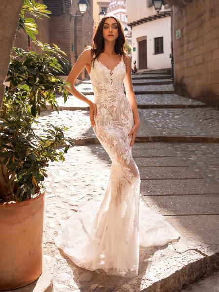 Esküvői ruha bérlés, vásárlás – Pronovias 2021-es kollekció: Albiorix menyasszonyi ruha