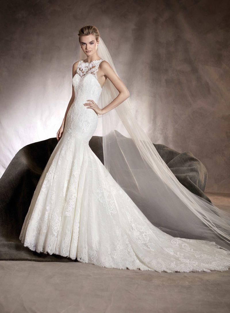 6a8ae0c80d ... Pronovias előfoglalás - La Mariée esküvői ruhaszalon: Alexia eskövői  ruha