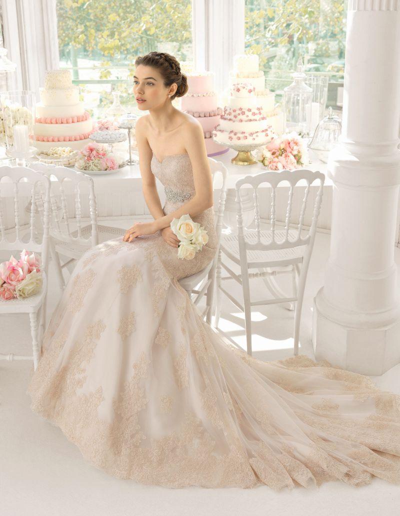Rosa Clará Aire előfoglalási kedvezmények - La Mariée esküvői ruhaszalon Budapest: Amelie eskövői ruha