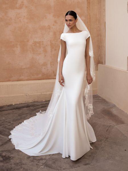 Esküvői ruha bérlés, vásárlás – Pronovias 2021-es kollekció: Anitra menyasszonyi ruha