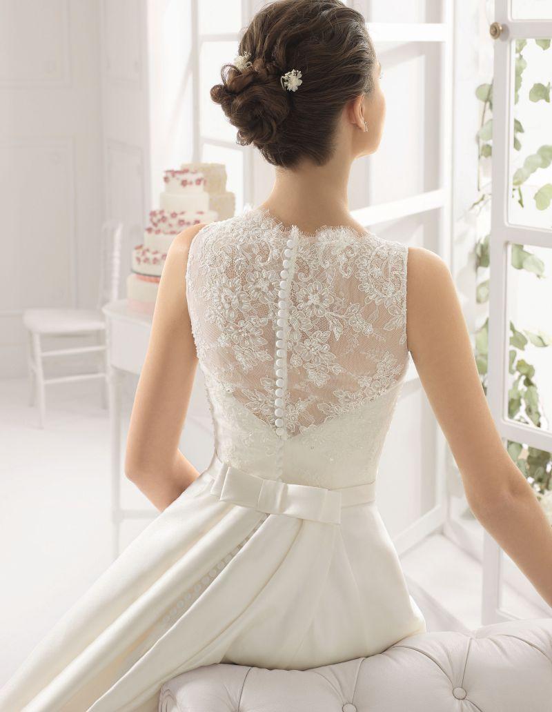 Rosa Clará Aire előfoglalási kedvezmények - La Mariée esküvői ruhaszalon Budapest: Argentina eskövői ruha