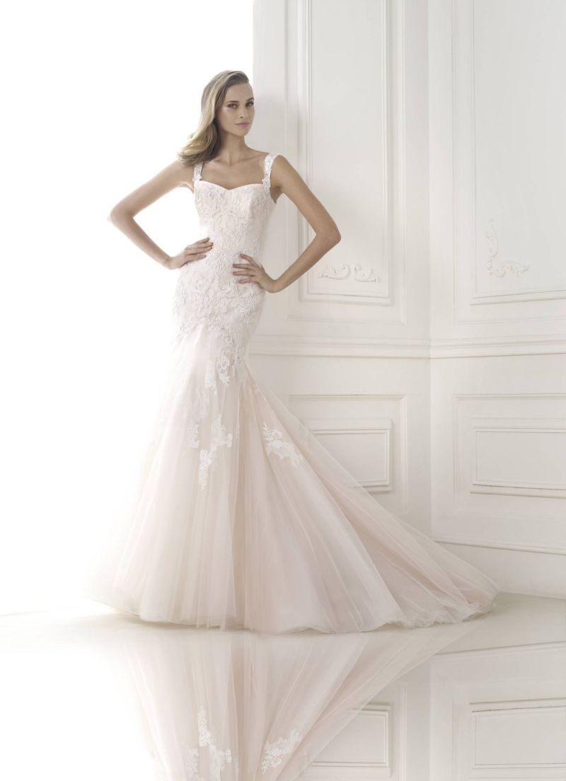 Pronovias előfoglalás - La Mariée esküvői ruhaszalon: Bice eskövői ruha